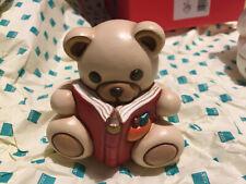 THUN TEDDY con libro  NUOVO
