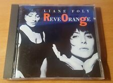 CD / LIANE FOLY / RÊVE ORANGE