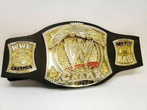 WWE Foam Kids Replica Spinner World Title Belt 2005, Jakks John Cena
