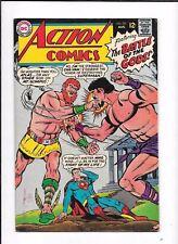 ACTION COMICS #353 ==> VF- 3RD APPEARANCE OF ZHA-VAM DC COMICS 1967