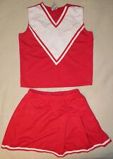 Authentic 2 Piece Cheerleader Uniform Larger size.