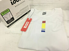 LOOK S15 Active Short Sleeves Cycling Base Layer (S-L) White