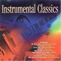 Instrumental Classics (50 tracks) Mr. Acker Bilk, Champs, Love Unlimite.. [2 CD]