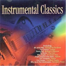 Instrumental Classics (50 tracks) Mr. Acker Bilk, Champs, Love Unlimite.. [2 CD]