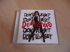CD Demi Lovato-Don 't Forget - 2008