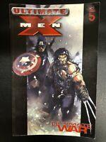 ULTIMATE X-MEN volume 5 Ultimate War (2003) Marvel Comics TPB 1st VG+