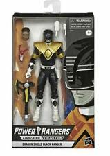 Hasbro Power Rangers Lightning Collection Dragon Shield Black Ranger PRE-ORDER