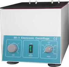 HFS (R) Desktop elettrico centrifuga Lab 0-4000 RPM Cap:20Ml x 6 Tubo (80-1) 110V
