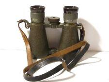 WW1 Carl Zeiss Jena Fernglas 08 German Military Binoculars #11 *