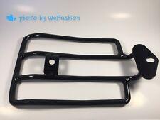 Motorcycle Black Luggage Rack For Harley Davidson Sportster XL 883 1200 04-12