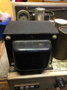 Power transformer for Fisher 400