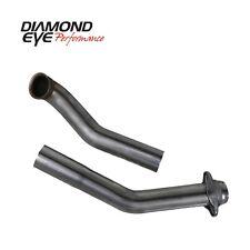 Diamond Eye Turbocharger Down Pipe Kit For 94-97.5 Ford 7.3l Powerstroke F250*