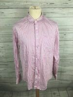 Men's Ted Baker Shirt - Size 5 XL - Striped - Great Condition