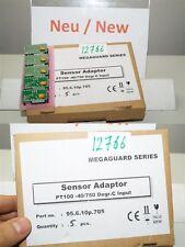 5 x praxis automation sensor adapter megaguard series 95.6.10p.705