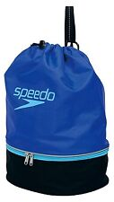 Speedo Japan Swim-Swimming Swimmer's Bag Back Pack SD95B04 Blue