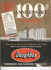 DOUGHBOY 100TH ANNIVERSARY CATALOG