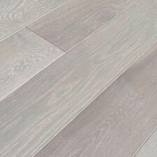 """6"""" Brushed French Oak Saison Engineered Floating Wood Flooring Plank Sample"""