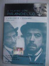 DVD A TEATRO CON PIRANDELLO -  I VECCHI E I GIOVANI    Prima parte