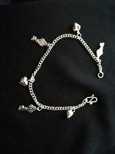 my heart charm bracelets Set of 20 keys to