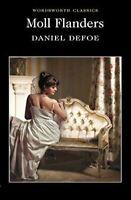 Daniel Defoe, Moll Flanders (Wordsworth Classics), Like New, Paperback