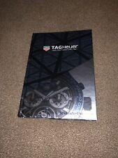 Tag Heuer The Catalog 2018-2019 Wristwatch book watch TagHeuer Hardback