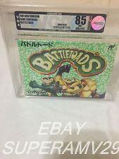 BattleToads Nintendo Famicom Japan VGA 85 QUALIFIED ARCHIVAL CASE