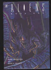ALIENS BOOK 1.HARDBACK. SIGNED LIMITED #1278. FIRST ED.