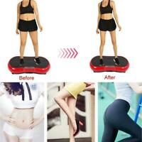 Full Body Vibration Platform Power Plate Exercise Fitness Weight Loss Machine