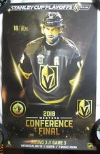 Vegas Golden Knights vs Jets THIRD ROUND GAME #3 James Neal POSTER