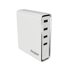 Energizer Ultimate 20000 mAh PD RocketHub FastCharge Power Bank! White XP20001PD