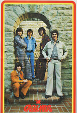The Osmonds Official Fan Club Europe Fold-Out Colour Poster