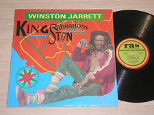 WINSTON JARRETT - KINGSTON VIBRATIONS - LP 33 GIRI U.S.A.