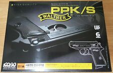 PPK/S by WALTHER at WWII Airsoft Spring 6mm BB Gun by Acro Model Korea PPK