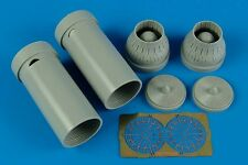 Aires 1/48 F-14A Tomcat Exhaust Nozzle Closed for Academy kit # 4525