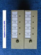 1 Stück Relais Ausgabemodul Relay Output 4 x 30V DC / 230V AC 6ES5 452-8MR11 ok.