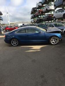 AUDI A5 TDI, COUPE 2009- FOR BREAKING