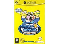 ## Warioware Inc. Mega Party Games Nintendo GameCube / GC Spiel - TOP ##