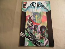 Battle of the Planets #2 (Top Cow 2002) Free Domestic Shipping