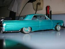 1/25 1964 CHEVY IMPALA LOW RIDER  / BUILT used (2)