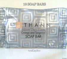 THANN 10 Orange & Tangerine Rice Bran SOAP Bar 1oz/30g ea (10 oz Total) REDUCED!