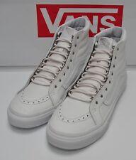 9bc0f0af74 VANS Sk8-Hi Slim (Rivets) Antique Silver True White VN-00018IJV0