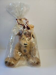 Vintage scented wax dipped bear air freshener. Unopened.
