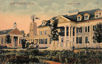 Grace House, New Canaan, Connecticut, Early Postcard, Unused