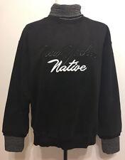 New Women Long Sleeve Loose Fake Two Pieces Hoodies Casual Sweatshirt Tops SZ L