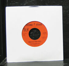"The Dixiebelles With Cornbread & Jerry - Papa Joe's / Rock VG 7"" Vinyl 45-2507"