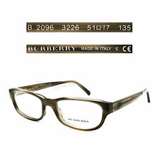 32cc6d7701 New Listing Burberry B 2096 3226 Eyeglasses Rx Eyewear Made in Italy - New  Authentic