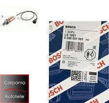 BOSCH LAMBDASONDE 0258001051 LS 1051 Audi 80 100 VW Golf 2 Jetta Passat 1 polig