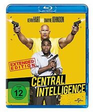 Central Intelligence - Extended Edition - Blu-ray + Digital Copy