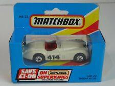 (VG) Matchbox JAGUAR XK 120 - 22