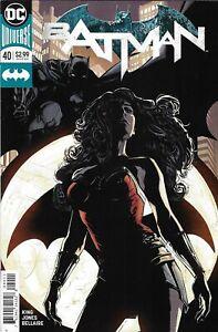 Batman Comic 40 Cover A Joelle Jones First Print 2018 Tom King Jordie Bellaire